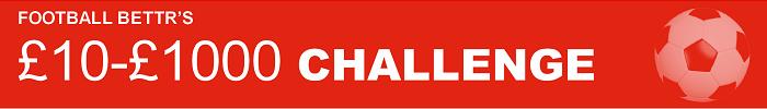 £10-£1000 Challenge