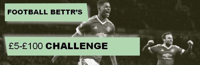 £5-£100 Challenge
